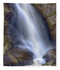 Miners Falls Fleece Blanket