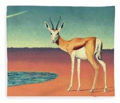 Mirage Fleece Blanket