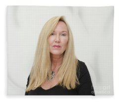 Molly Devoss Fleece Blanket