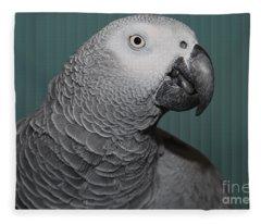 Mongo The Congo Fleece Blanket