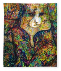 Mooshu Fleece Blanket