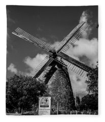 Morgan Lewis Mill 2 Fleece Blanket