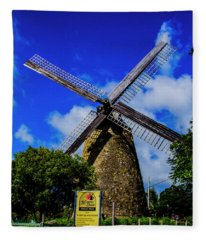 Morgan Lewis Mill Fleece Blanket