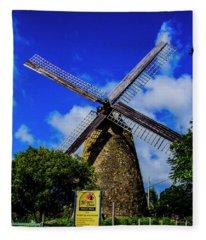 Morgan Lewis Mill Fleece Blanket