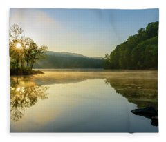 Morning Dreams Fleece Blanket