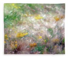 Morning Impressions Of Jaffa 2 Fleece Blanket