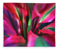 Morning Promises Fleece Blanket