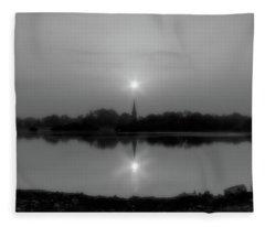 Morning Sun Fleece Blanket