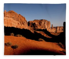 Morning Sun Fleece Blanket