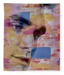 Morrissey Around Town Fleece Blanket