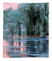 Mother Willow Infrared Fleece Blanket