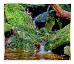 Mountain Brook Fleece Blanket