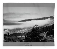Mountain Mist Fleece Blanket