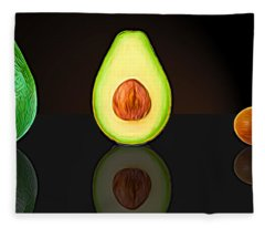 My Avocado Dream Fleece Blanket