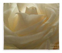 My Sister's Rose 1 Fleece Blanket