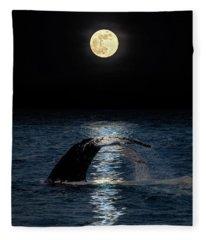 Mystical Moments Fleece Blanket