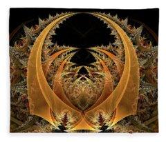 Nahum Fleece Blanket