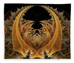 Nahum Fleece Blanket