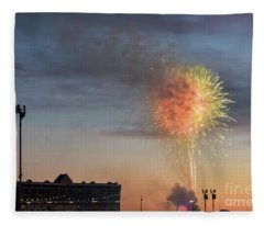 Nascar Celebration Fleece Blanket