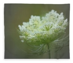 Nature's Lace Fleece Blanket