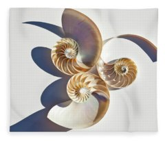 Nautilus 0425 Fleece Blanket
