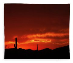Fleece Blanket featuring the photograph New Beginnings by Rick Furmanek