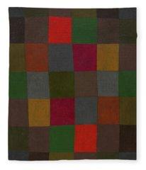 New Harmony - Neue Harmonie, 1936 Fleece Blanket