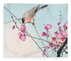 Nightingale Fleece Blanket