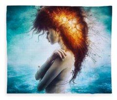 Nirvana Fleece Blanket