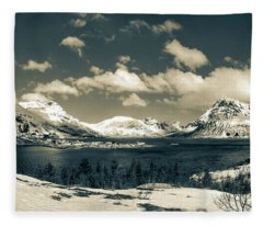 Nordland Fleece Blanket