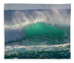 North Shore Fleece Blanket