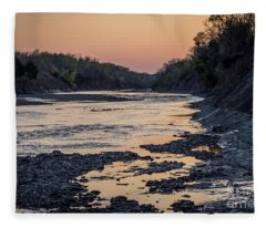 North Sulphur Fleece Blanket