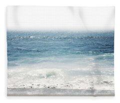 Ocean Dreams- Art By Linda Woods Fleece Blanket
