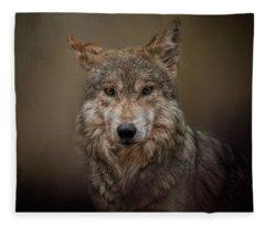 Old Soul Fleece Blanket