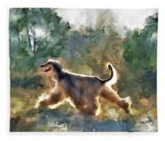 On The Move Fleece Blanket