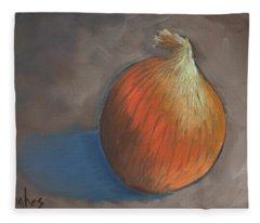 Onion Fleece Blanket