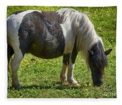 Only A Pony - Nur Ein Pony Fleece Blanket
