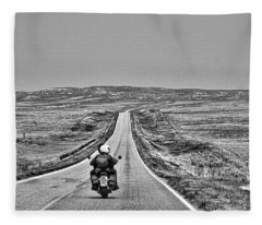 Open Road Fleece Blanket