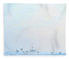 Option 1 90x65 Format Fleece Blanket