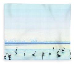 Option 2 90x70 Format Fleece Blanket