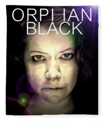 Orphan Black Fleece Blanket