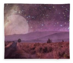 Other Worlds Fleece Blanket