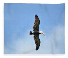 Overflight Fleece Blanket