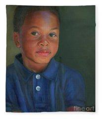 Owen Fleece Blanket