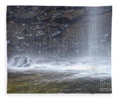 Ozone Falls 12 Fleece Blanket