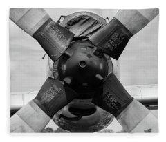P-3 Power Fleece Blanket