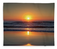 Paradise Found Fleece Blanket
