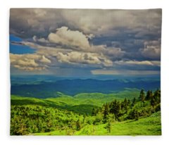 Parkway View Fleece Blanket