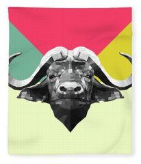 Party Buffalo Fleece Blanket
