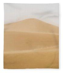 Patterned Desert Fleece Blanket